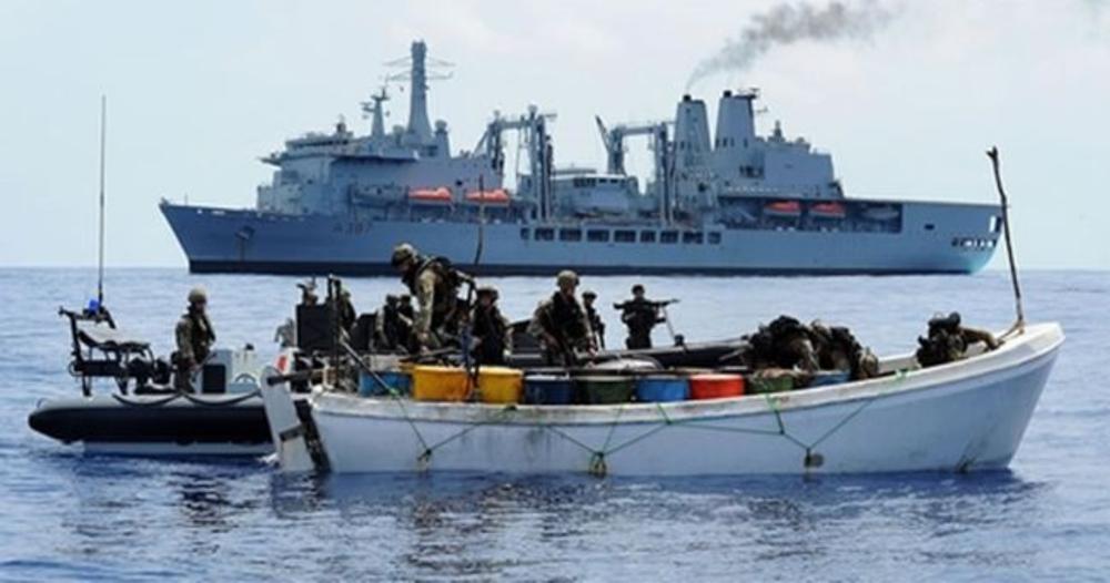 10 zone afectate de pirateria maritimă