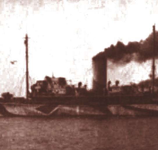 Marina civilă sub pavilionul României Mari