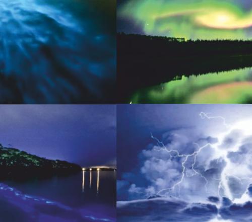 Fenomene și mistere uimitoare ale mărilor și oceanelor (I)