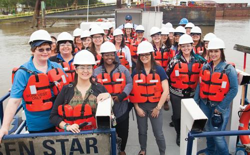 IMO: 2020 - Anul de acțiune pentru consolidarea femeilor în comunitatea maritimă