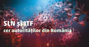SLN și ITF cer autorităților din România