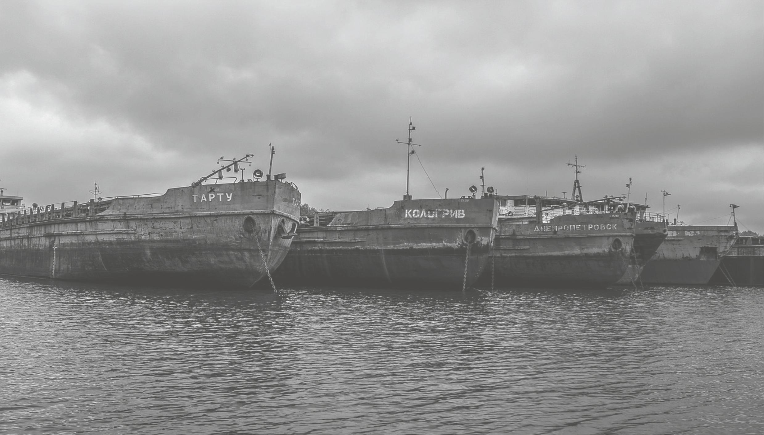 """Exigență sporită! """"Coșciugele plutitoare"""" evită porturile românești"""