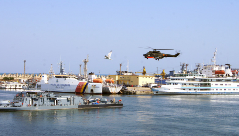 15 august 2020, Ziua Marinei Române marcată de pandemie