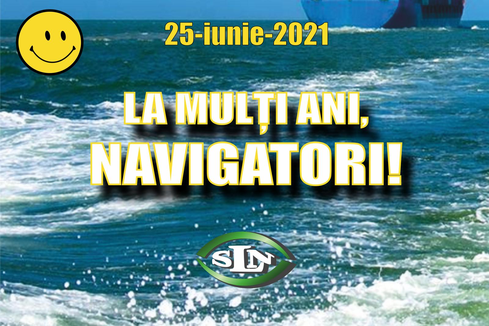 La mulți ani, marinari, de Ziua Internațională a Navigatorului