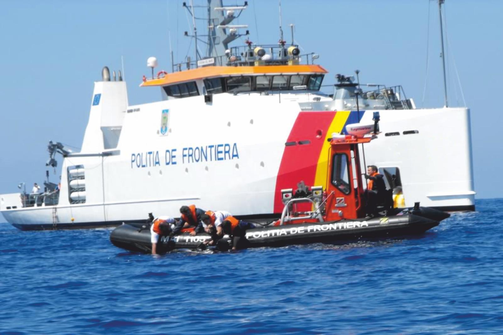 Navele străine își fac de cap în zona economică exclusivă a României la Marea Neagră