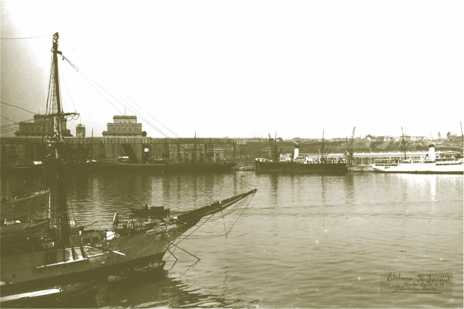 Sindicatele marinarilor români. Uniunea generală a marinarilor din România