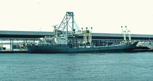 Odiseea cargoului Covasna (I)