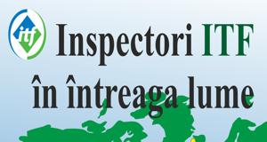 Inspectori ITF în întreaga lume - 2016