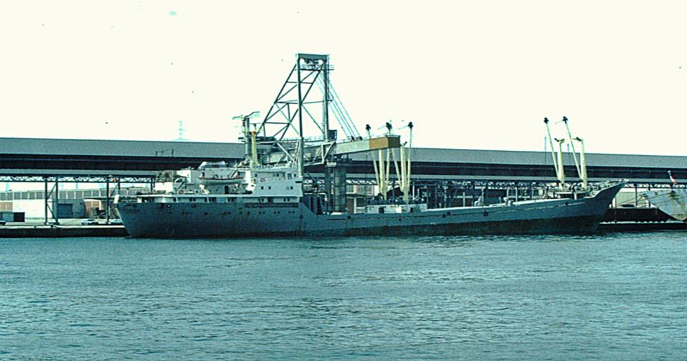 Odiseea cargoului Covasna (III)
