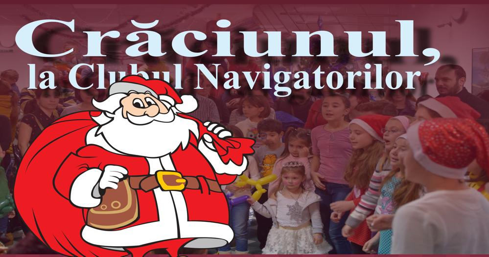 Crăciunul, la Clubul Navigatorilor