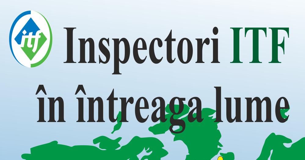 Inspectori ITF în întreaga lume - 2017