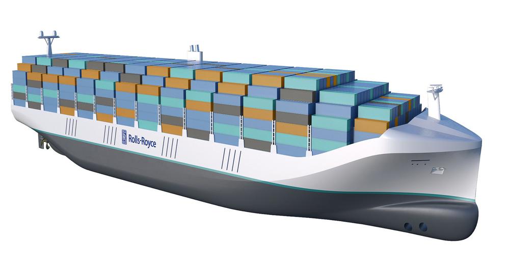 Transportul maritim rămâne transportul viitorului