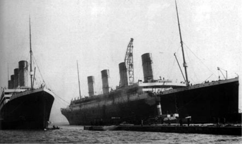 Dispariții misterioase (III). Titanicul și surorile sale