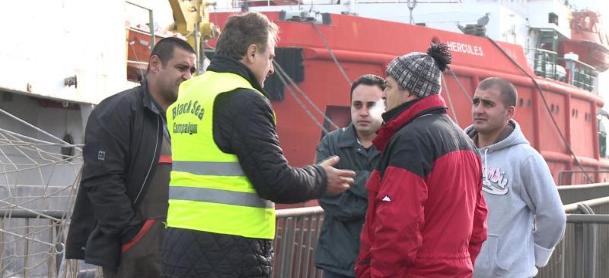Abandoned seafarers: victims of modern slavery?