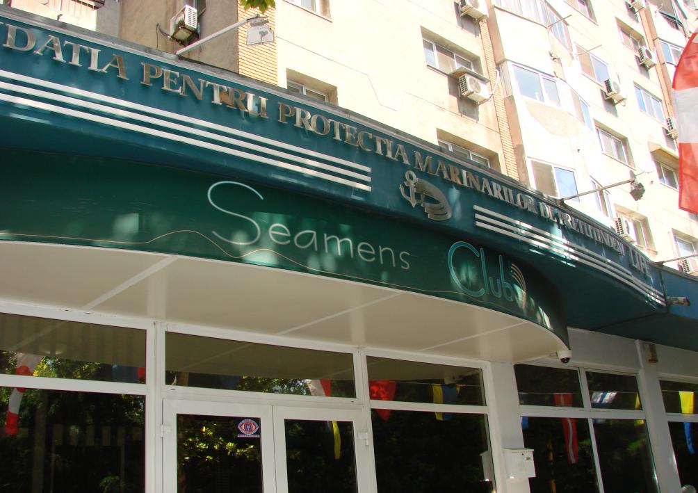 Seamen's Club Constanța, România