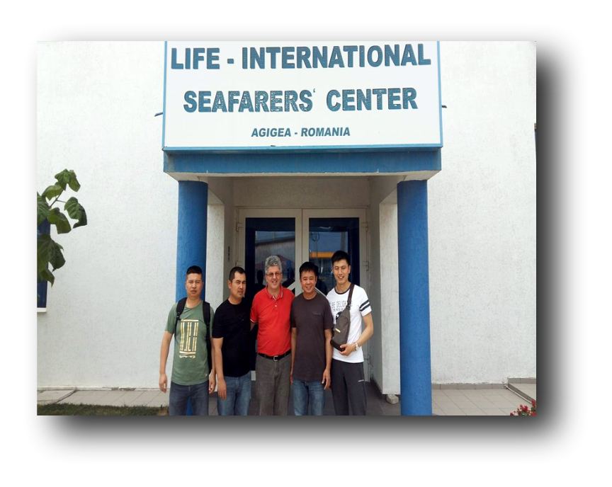 LIFE International - Seafarers Center - Agigea